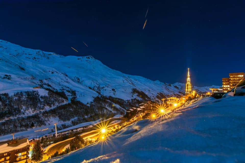 Ski Chalet France